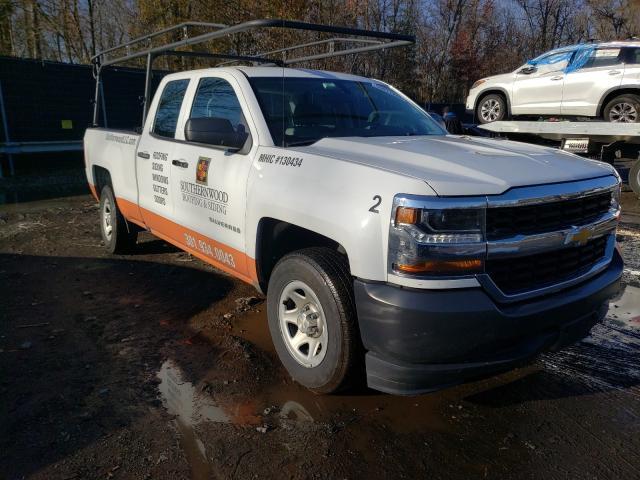 Vehiculos salvage en venta de Copart Waldorf, MD: 2018 Chevrolet Silverado