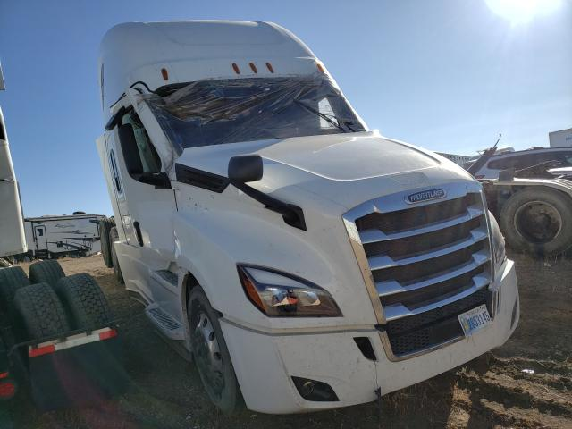 Salvage cars for sale from Copart Brighton, CO: 2021 Freightliner Cascadia 1