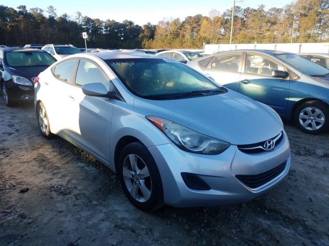 Salvage cars for sale from Copart Ellenwood, GA: 2011 Hyundai Elantra GL