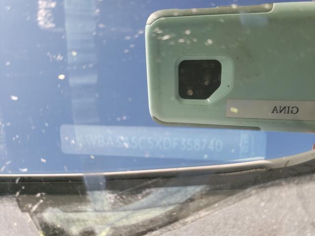 2013 BMW 3 series | Vin: WBA3A5C5XDF358740