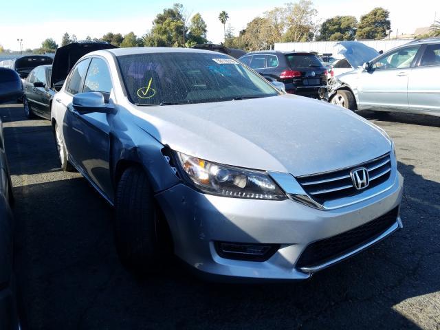 1HGCR2F78DA097064 2013 Honda Accord Ex 2.4L