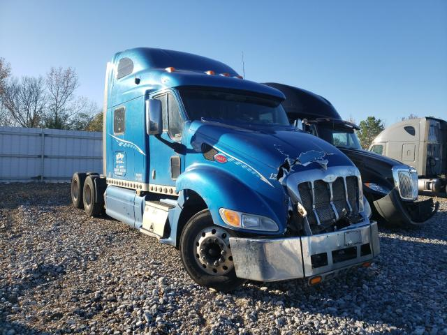 Peterbilt salvage cars for sale: 2006 Peterbilt 387