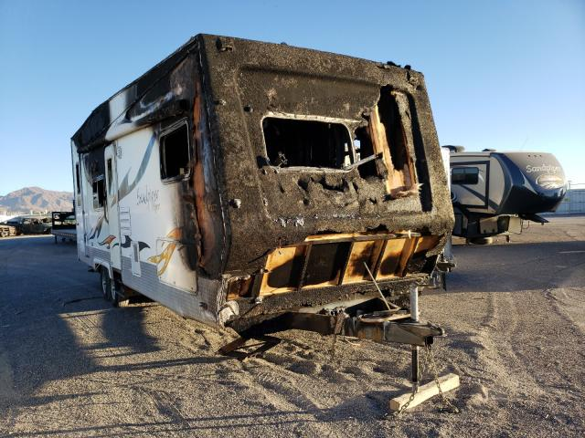 Other Travel Trailer salvage cars for sale: 2006 Other Travel Trailer
