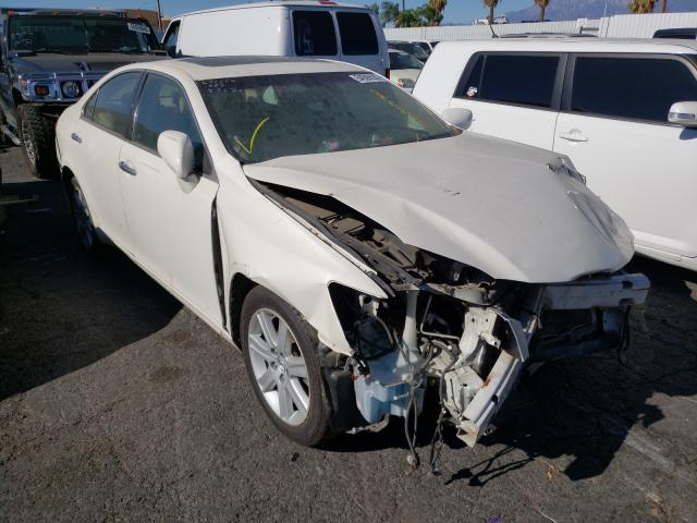 Salvage cars for sale from Copart Colton, CA: 2007 Lexus ES 350