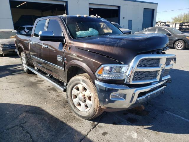 Salvage cars for sale from Copart Anthony, TX: 2016 Dodge RAM 2500 Longh