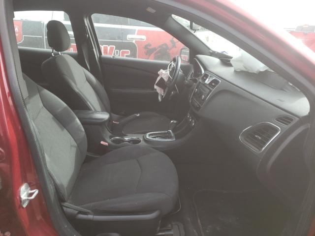 пригнать из сша 2013 Chrysler 200 Tourin 2.4L 1C3CCBBB3DN732876