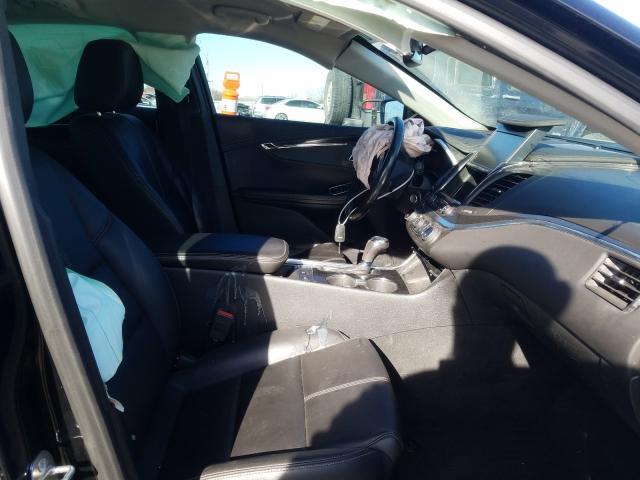 пригнать из сша 2017 Chevrolet Impala Lt 3.6L 2G1105S32H9127125