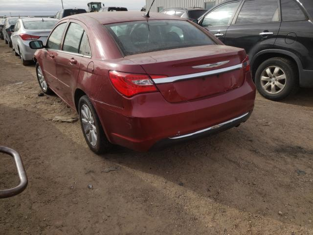 купить 2013 Chrysler 200 Tourin 2.4L 1C3CCBBB3DN732876