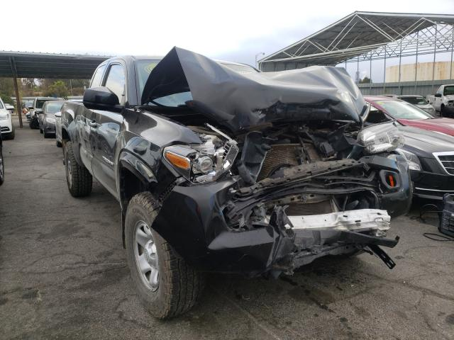 Salvage cars for sale from Copart Martinez, CA: 2017 Toyota Tacoma ACC