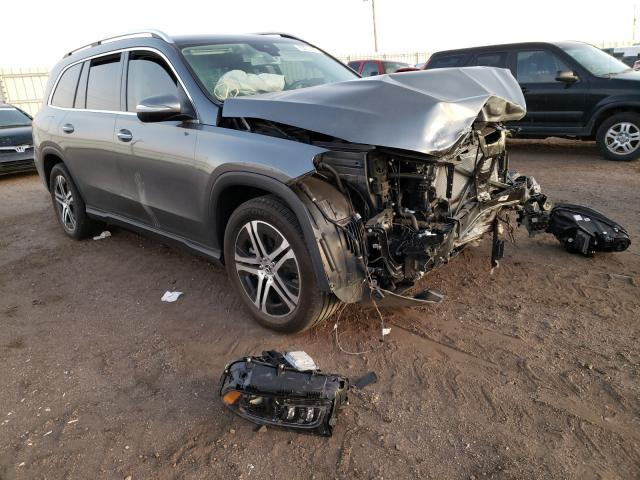 Salvage cars for sale from Copart Brighton, CO: 2020 Mercedes-Benz GLS 450 4M