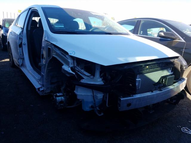 Salvage cars for sale from Copart Colton, CA: 2020 Hyundai Ioniq Limited