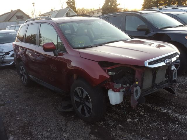 Salvage cars for sale from Copart Cudahy, WI: 2018 Subaru Forester 2