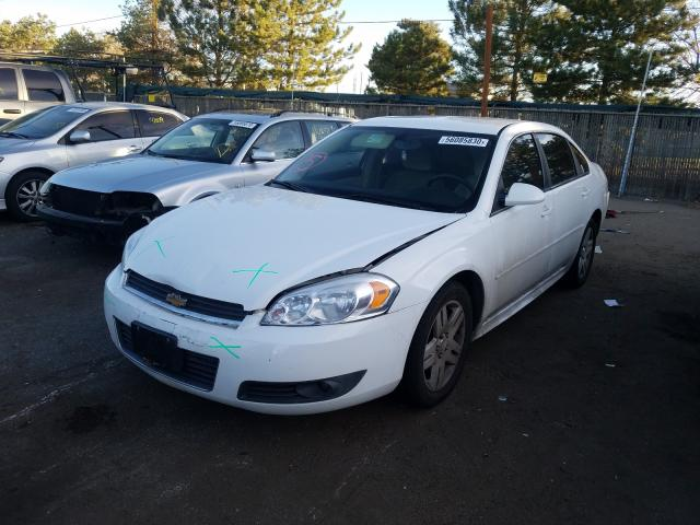 из сша 2011 Chevrolet Impala Lt 3.5L 2G1WG5EK3B1294877