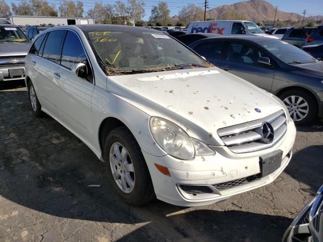 Salvage cars for sale from Copart Colton, CA: 2007 Mercedes-Benz R 350