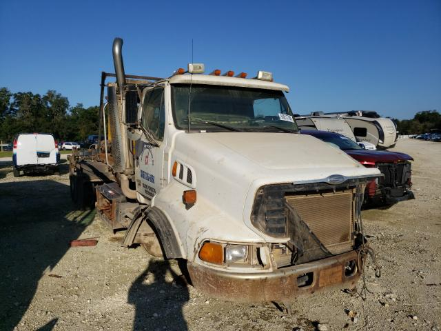 Salvage cars for sale from Copart Ocala, FL: 2005 Sterling LT 9500