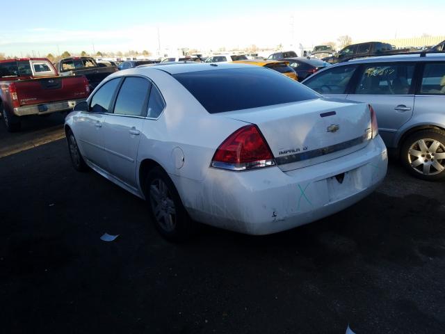 купить 2011 Chevrolet Impala Lt 3.5L 2G1WG5EK3B1294877