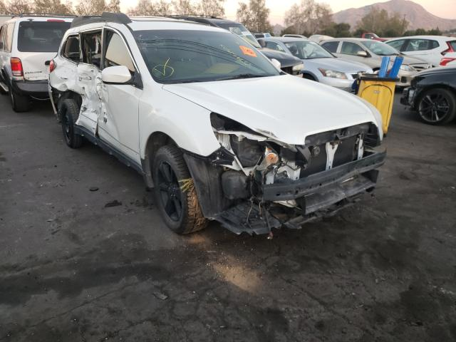 Salvage cars for sale from Copart Colton, CA: 2014 Subaru Outback 2