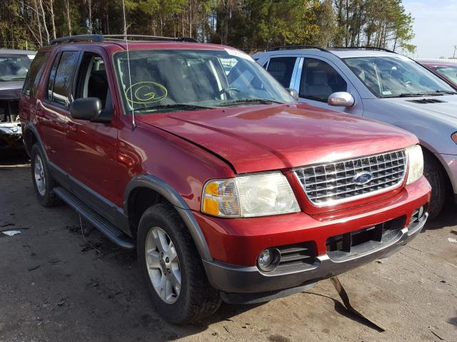 2003 Ford Explorer X for sale in Dunn, NC