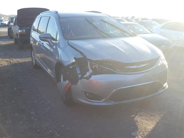 Salvage cars for sale from Copart Madisonville, TN: 2019 Chrysler Pacifica T