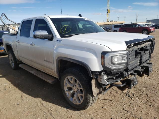 GMC salvage cars for sale: 2017 GMC Sierra K15