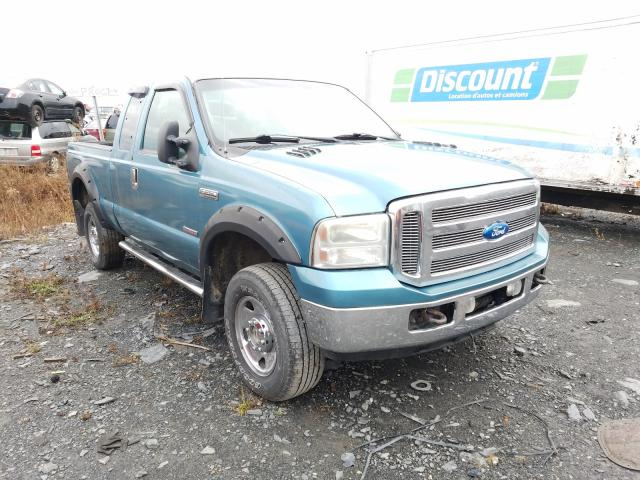 2005 Ford F250 Super for sale in Montreal Est, QC