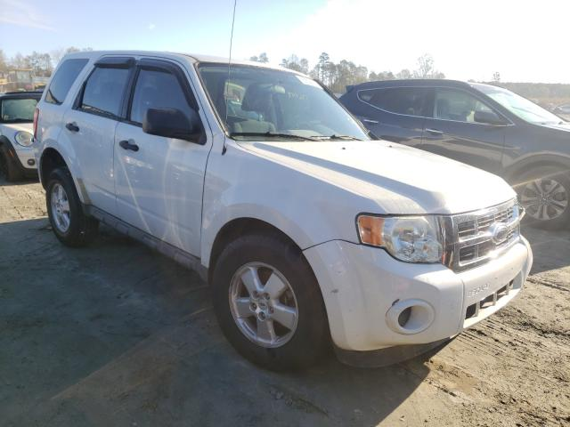 Ford salvage cars for sale: 2009 Ford Escape XLS