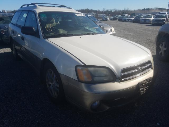 Subaru Legacy salvage cars for sale: 2002 Subaru Legacy