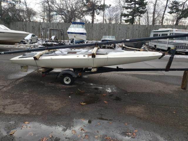 Salvage 1976 Melg SAILS ONLY for sale