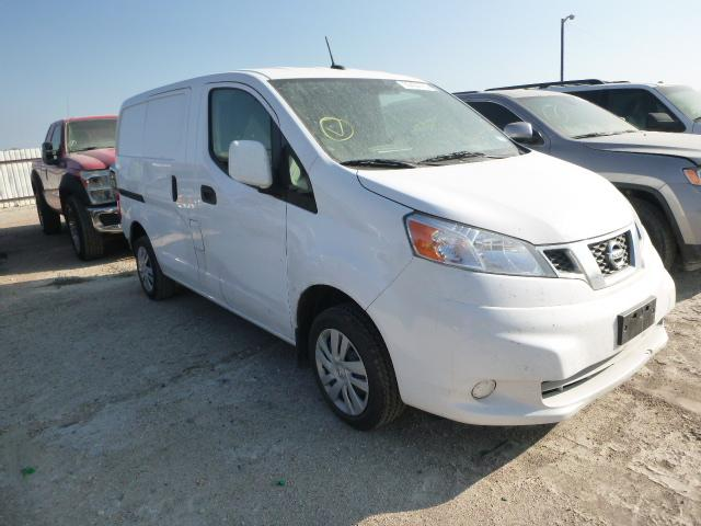Salvage cars for sale from Copart Temple, TX: 2020 Nissan NV200 2.5S