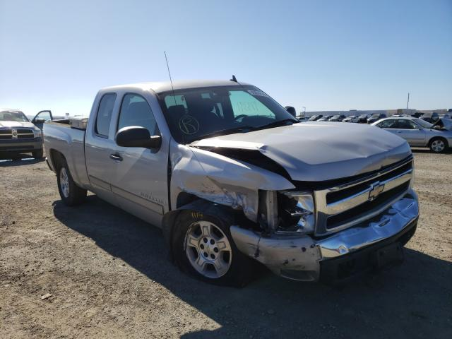 Salvage cars for sale from Copart San Diego, CA: 2007 Chevrolet Silverado
