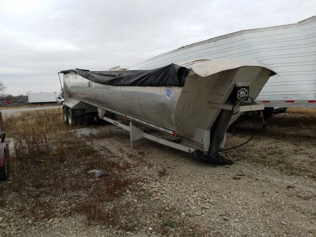 Mack Dump Trailer salvage cars for sale: 2006 Mack Dump Trailer