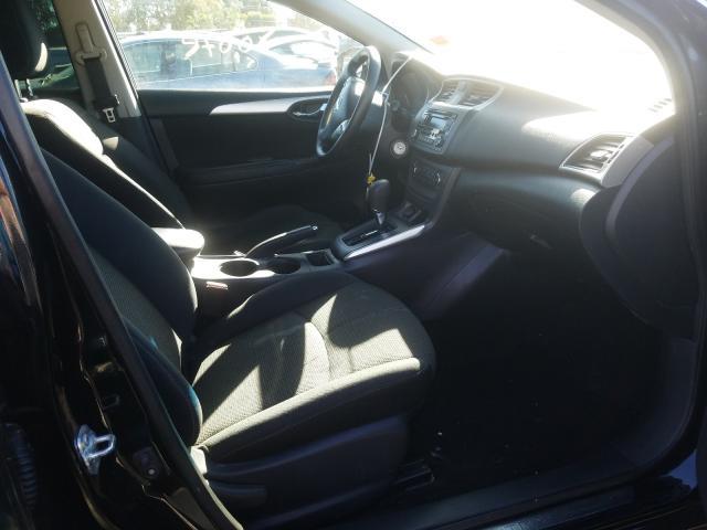 пригнать из сша 2016 Nissan Sentra S 1.8L 3N1AB7AP8GL681186