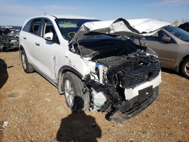 Salvage cars for sale from Copart Bridgeton, MO: 2020 KIA Sorento L