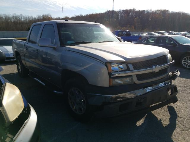 Salvage cars for sale from Copart Louisville, KY: 2005 Chevrolet Silverado