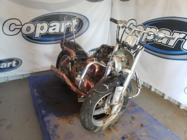 Salvage cars for sale from Copart Amarillo, TX: 1997 Suzuki VZ800