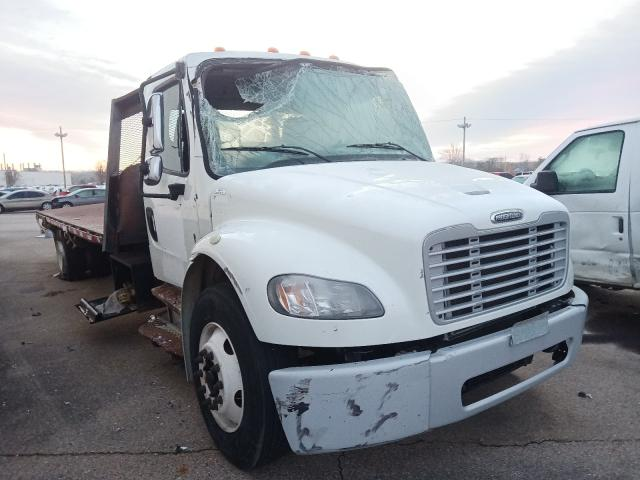 Salvage cars for sale from Copart Moraine, OH: 2014 Freightliner M2 106 MED