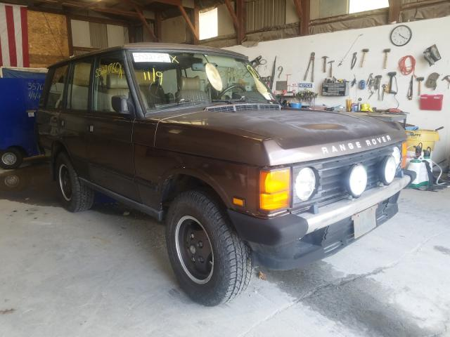 1989 Land Rover Range Rover for sale in West Warren, MA