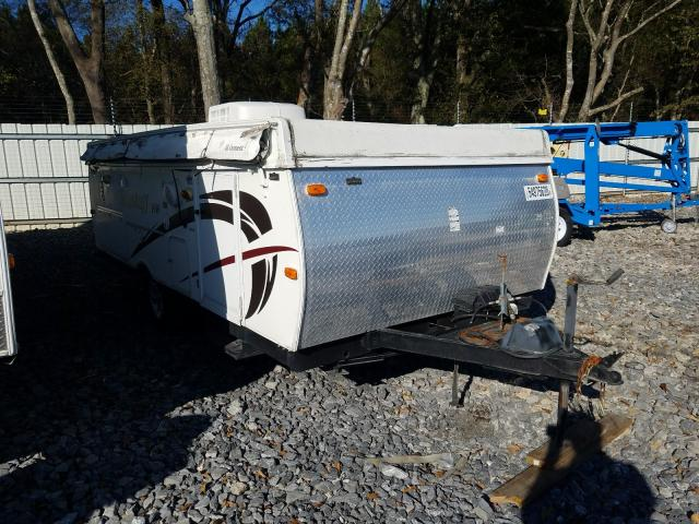Salvage cars for sale from Copart Cartersville, GA: 2010 Wildwood Camper