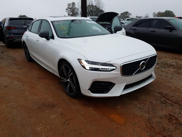 Salvage cars for sale from Copart China Grove, NC: 2020 Volvo S90 T8 OCE