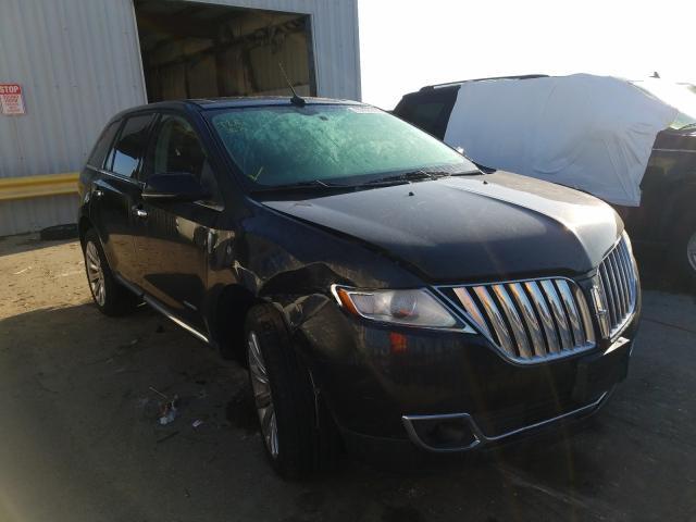 Vehiculos salvage en venta de Copart New Orleans, LA: 2012 Lincoln MKX