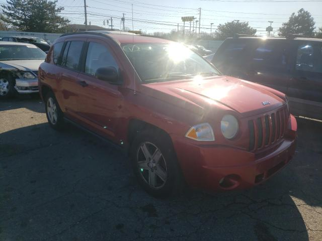 Jeep Compass salvage cars for sale: 2008 Jeep Compass