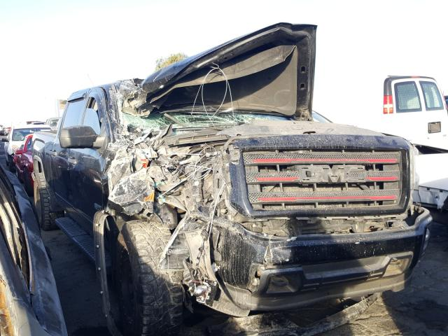 Salvage cars for sale from Copart Martinez, CA: 2014 GMC Sierra K15