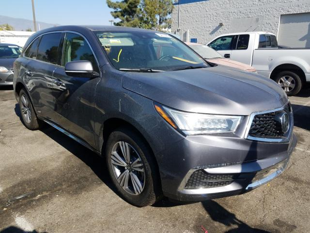 Salvage cars for sale from Copart Rancho Cucamonga, CA: 2020 Acura MDX