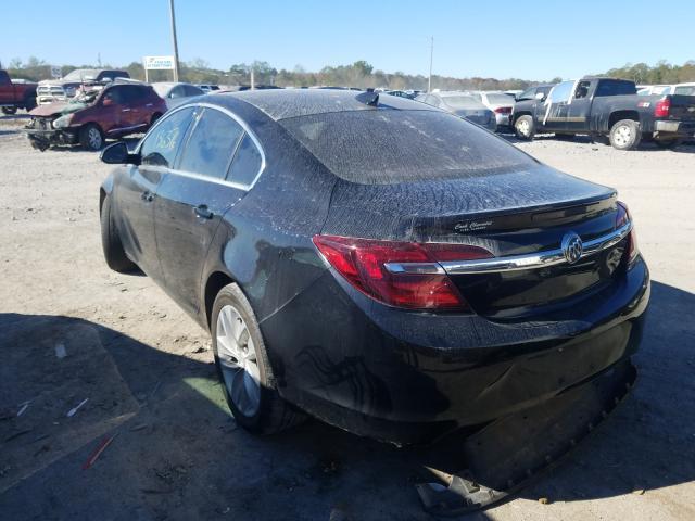 купить 2015 Buick Regal 2.4L 2G4GV5EK6F9226559