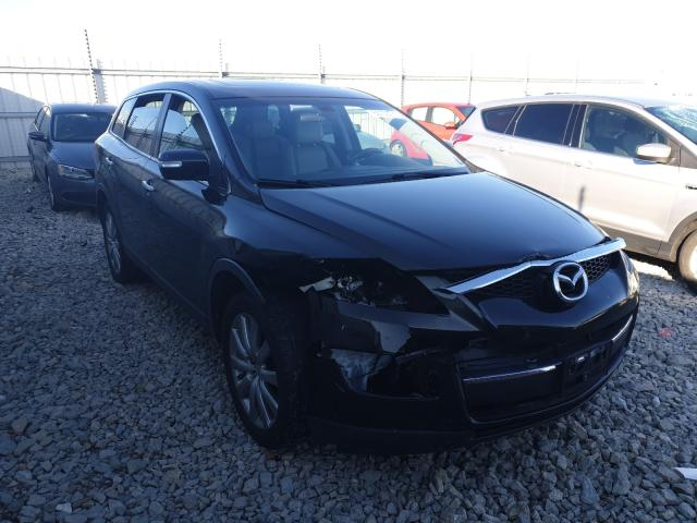 Salvage cars for sale from Copart Appleton, WI: 2008 Mazda CX-9