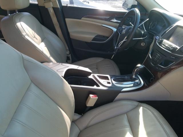 пригнать из сша 2015 Buick Regal 2.4L 2G4GV5EK6F9226559