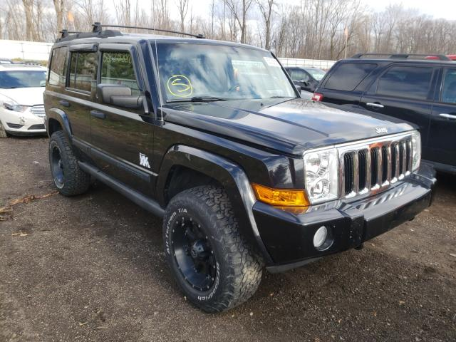 Jeep salvage cars for sale: 2006 Jeep Commander