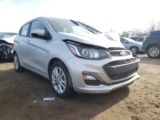 Chevrolet Spark salvage cars for sale: 2019 Chevrolet Spark