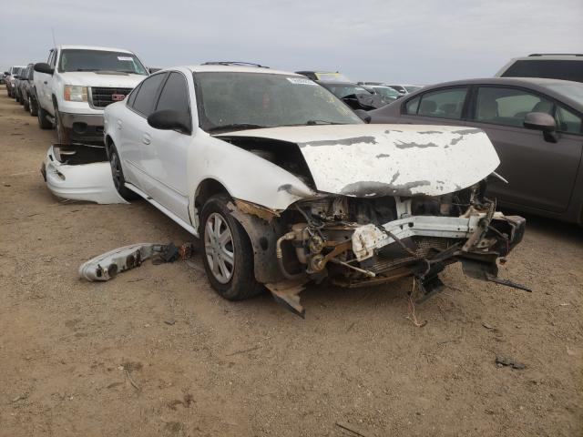 Oldsmobile salvage cars for sale: 2001 Oldsmobile Alero GX