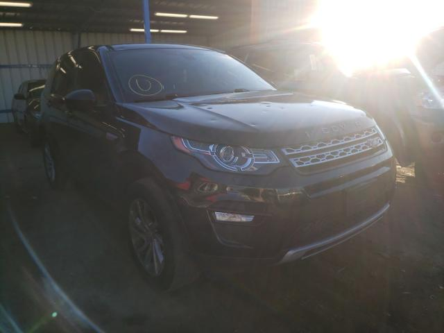 Hail Damaged Cars for sale at auction: 2016 Land Rover Discovery
